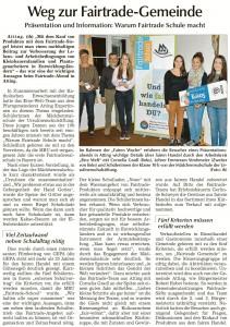 presseartikel_fairtrade_atting_infoabend_sr_tagblatt