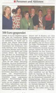 presseartikel_landfrauen_spenden