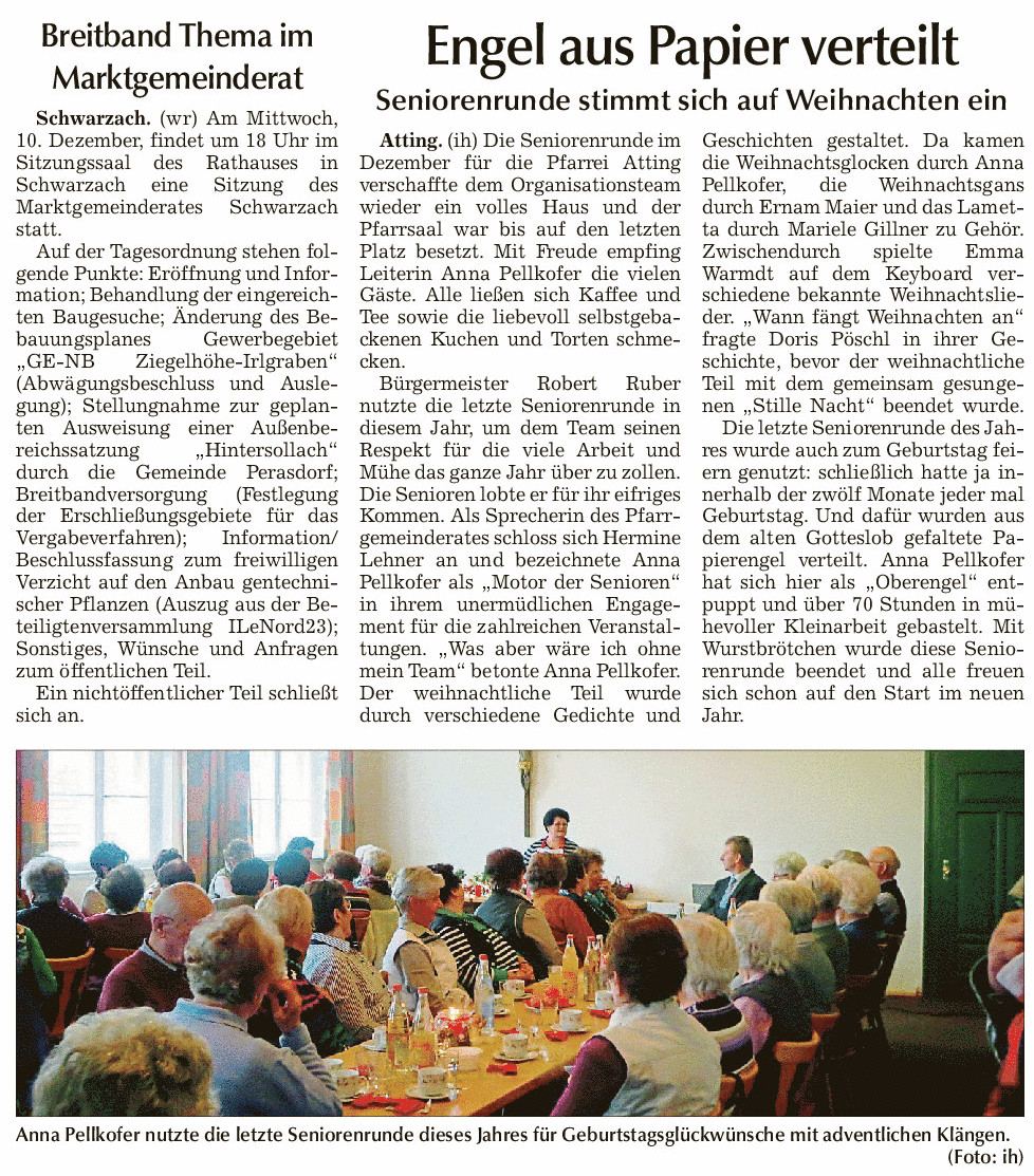 presseartikel_pfarrgemeinde_seniorenrunde_asventfeier_2014