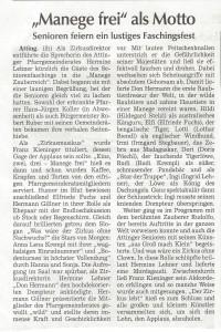 presseartikel_pfarrgemeinderat_seniorenfasching_unterm_Zirkuszelt