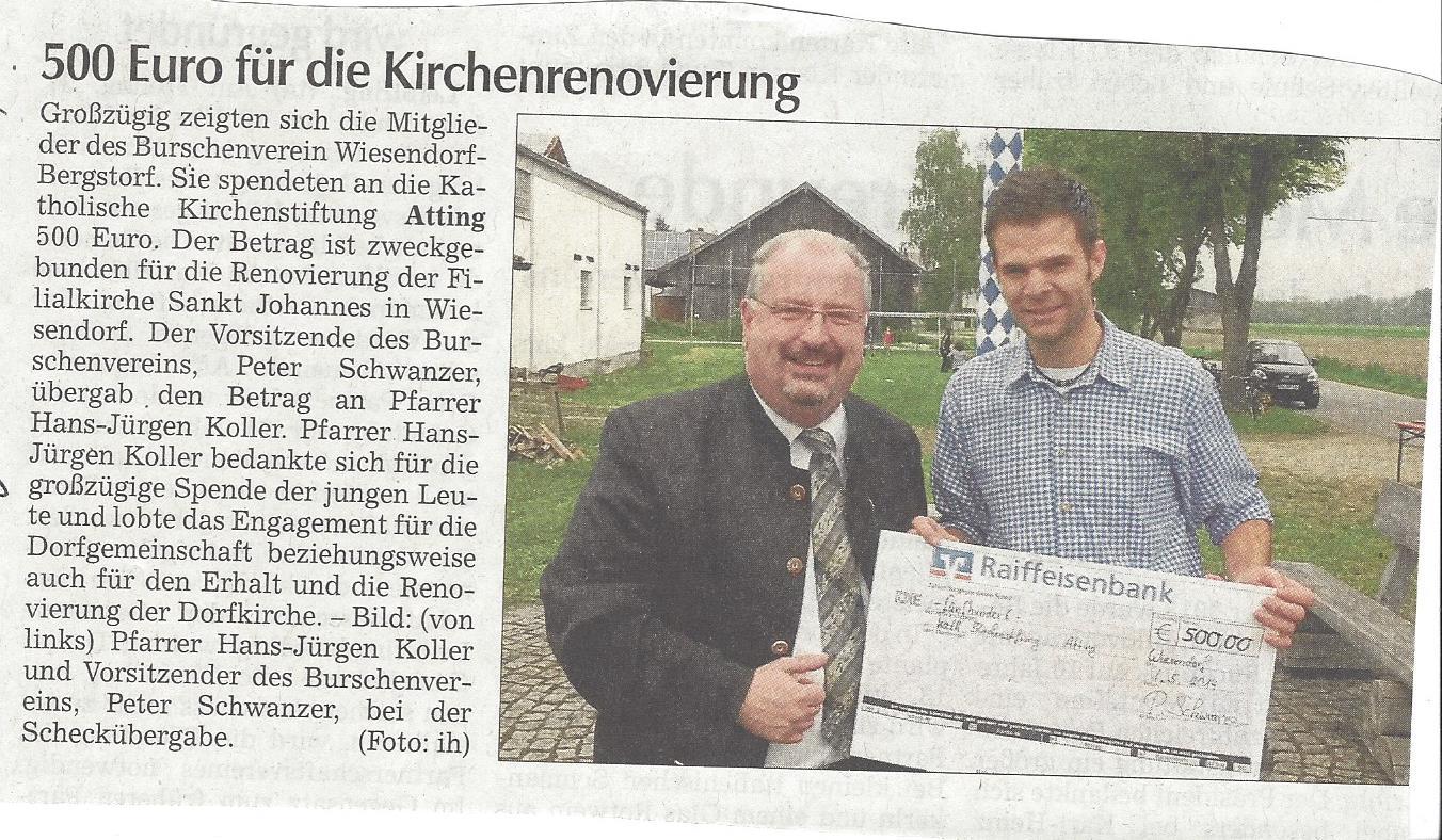 presseartikel_spende_burschenverein