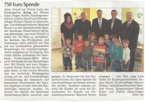 presseartikel_spende_an_kindergarten_sp_niedb-mitte