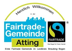Atting wird Fairtrade Gemeinde