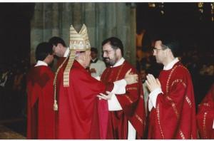 Priesterweihe Pfarrer Koller - Juli 1997